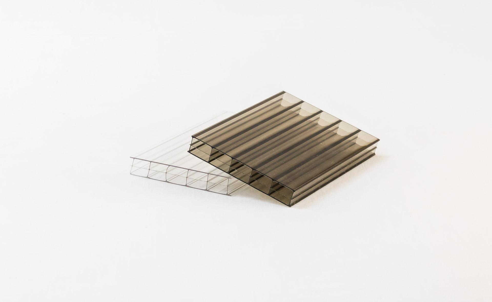 16mm polycarbonaat meerwandig