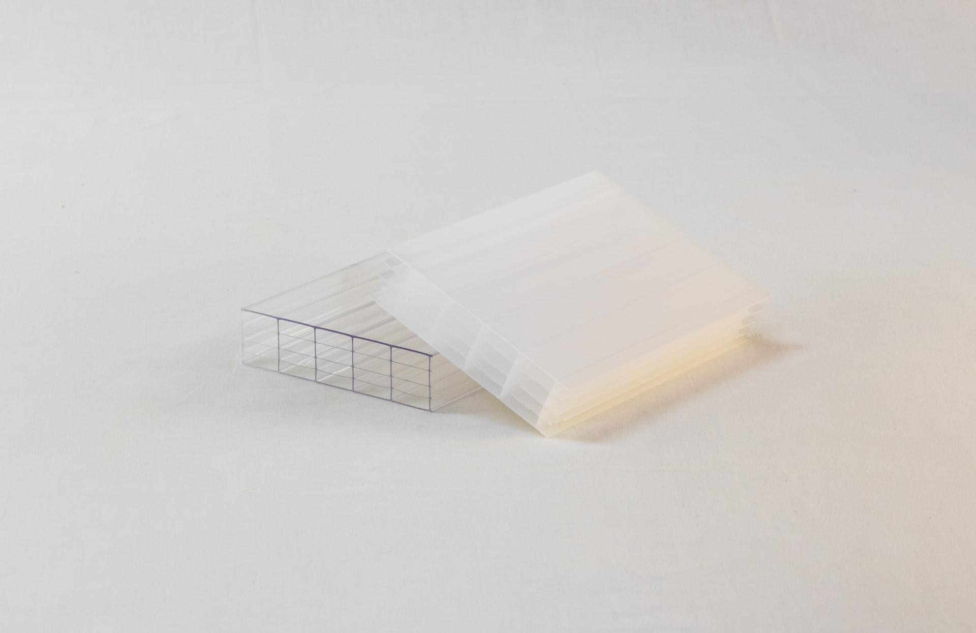 25mm polycarbonaat meerwandig