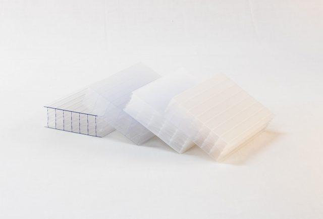 32mm polycarbonaat meerwandig