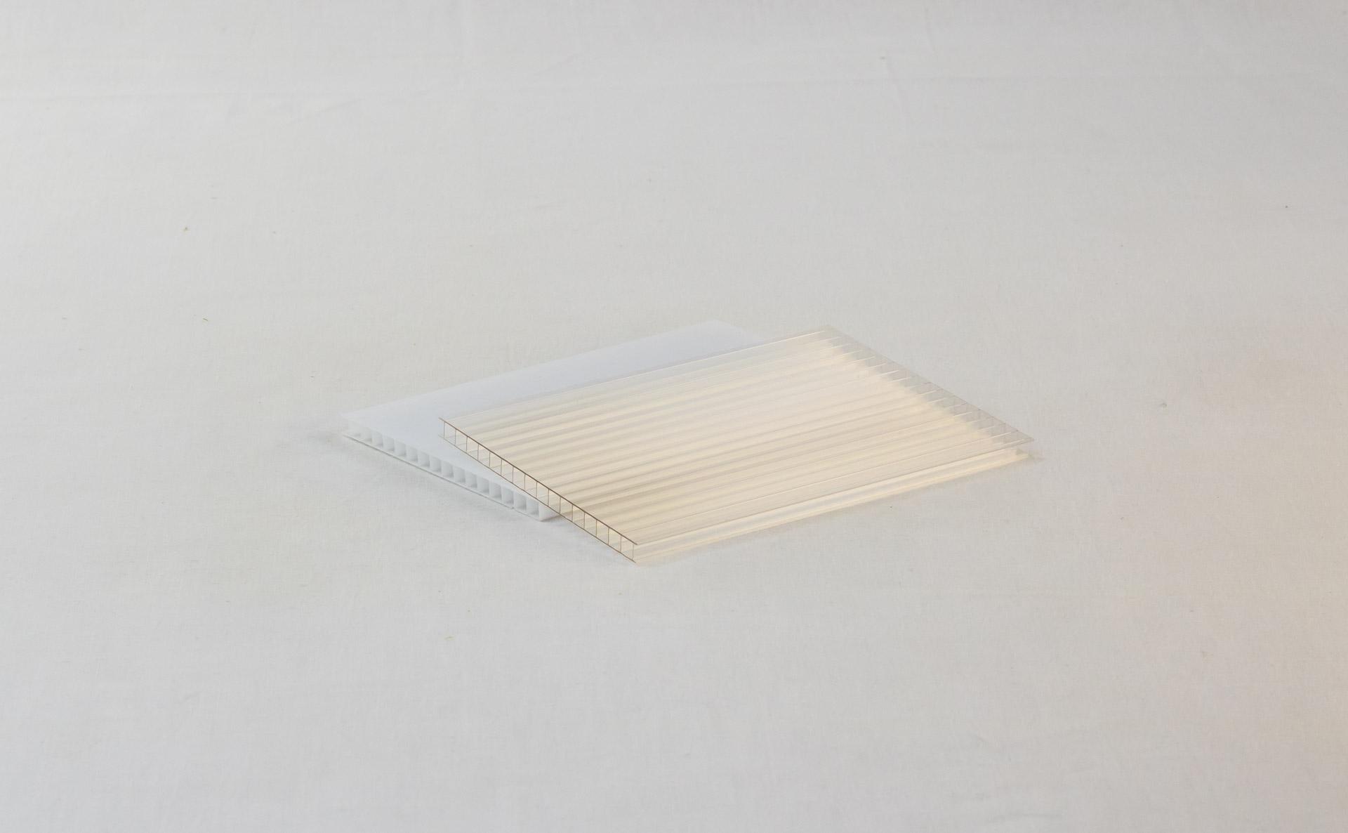 6mm polycarbonaat meerwandig